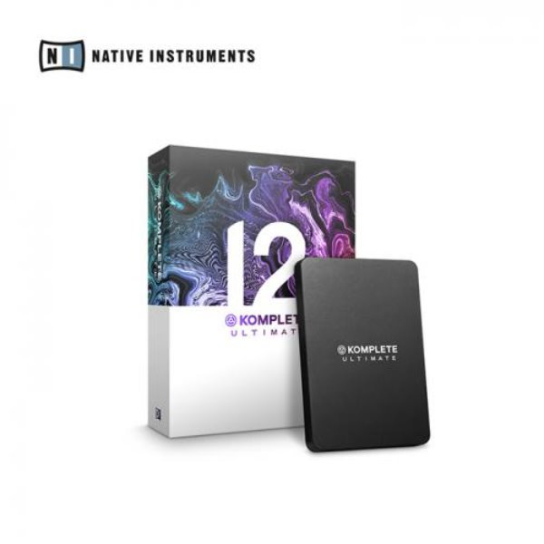 [NATIVE INSTRUMENTS] KOMPLETE 12 ULTIMATE